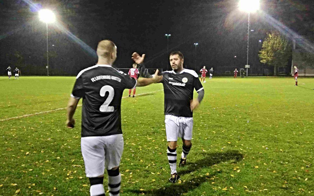 4. Liga: Solider Auftritt im letzten Spiel des Jahres
