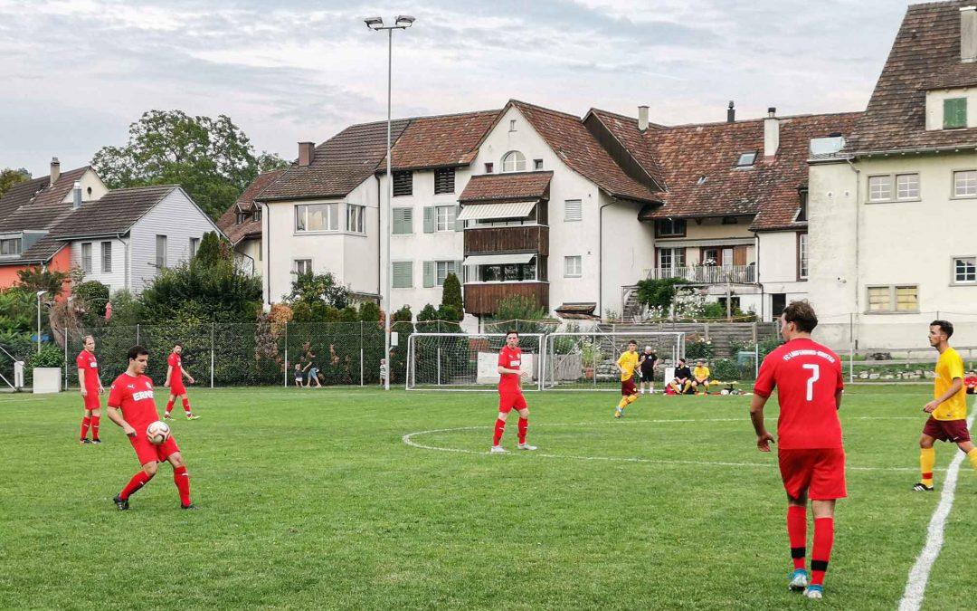 4. Liga: Wichtige drei Punkte in Arisdorf