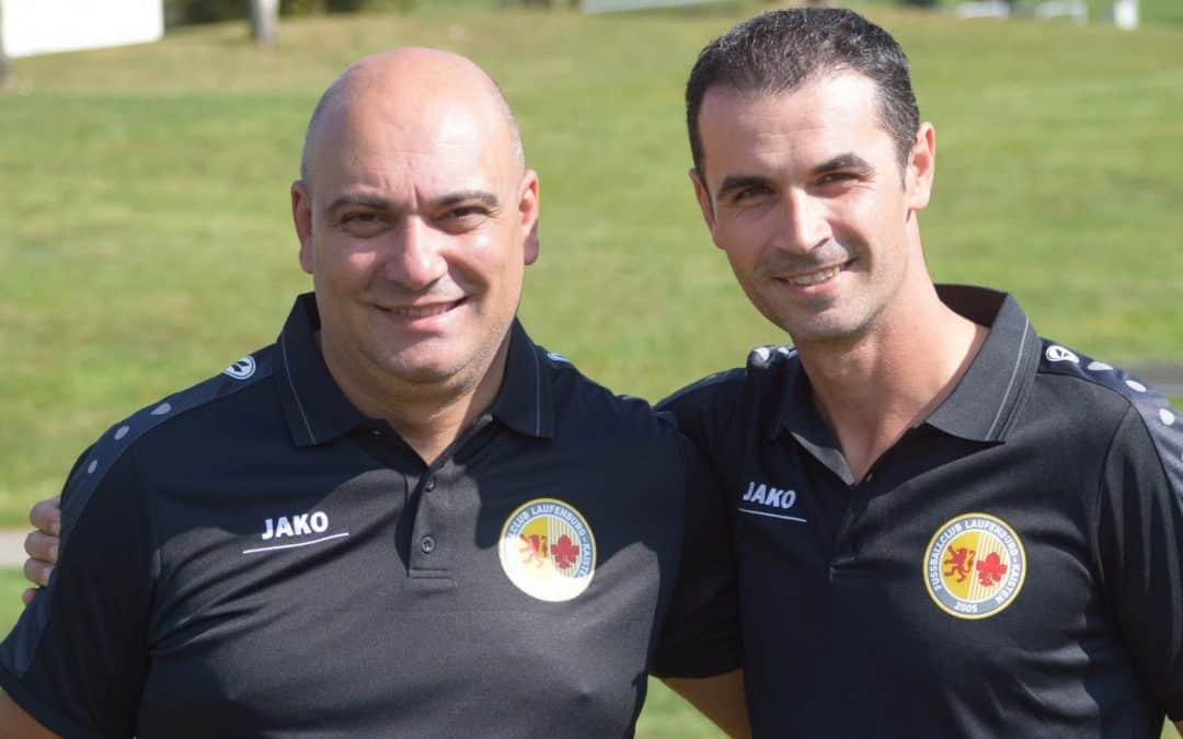 Personelles 1. Mannschaft: Vertrag mit Abrantes/Fiore verlängert