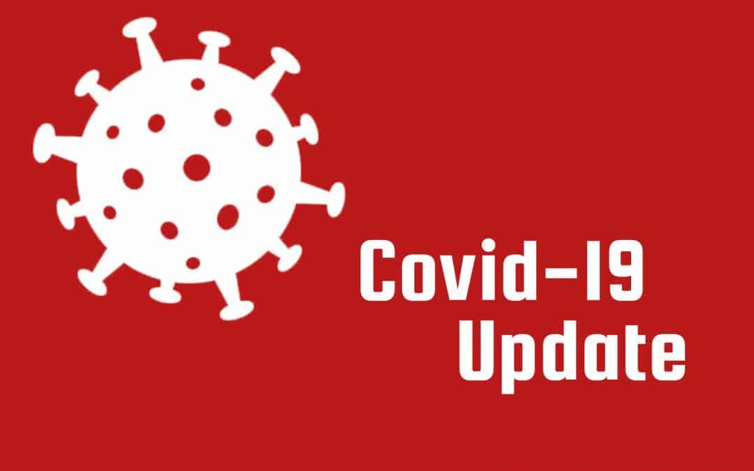 Covid-19 Update: Verhaltensanweisungen Meisterschaftsstart Junioren