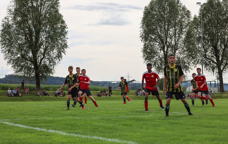 B-Junioren holen Gruppensieg in Gruppe 2